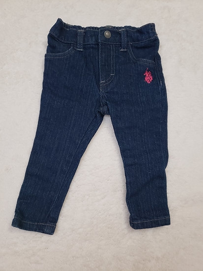 12 month U.S. Polo Jean's