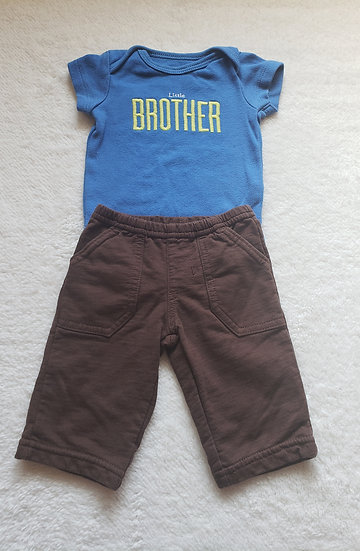 NB Little Brother Outfit