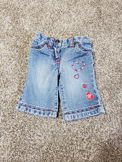 0-3 month koala kids Heart Jeans