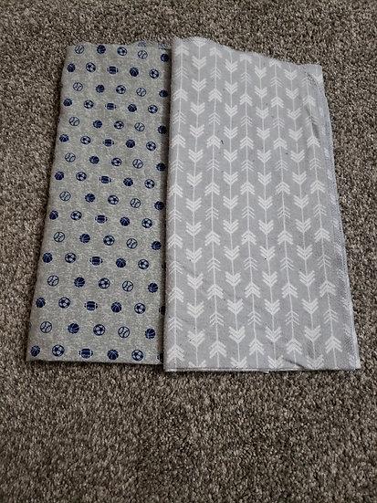 2 Pack Receiving Blankets