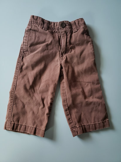 12-18 month Old Navy Brown Pants
