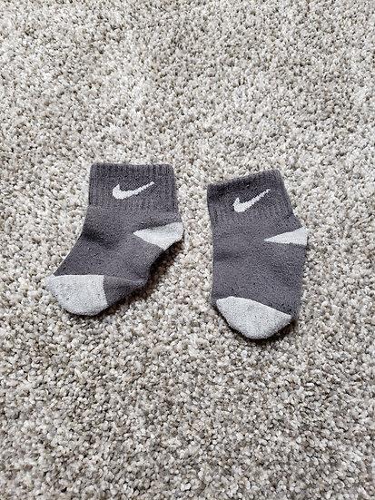 Dark Gray Nike Socks