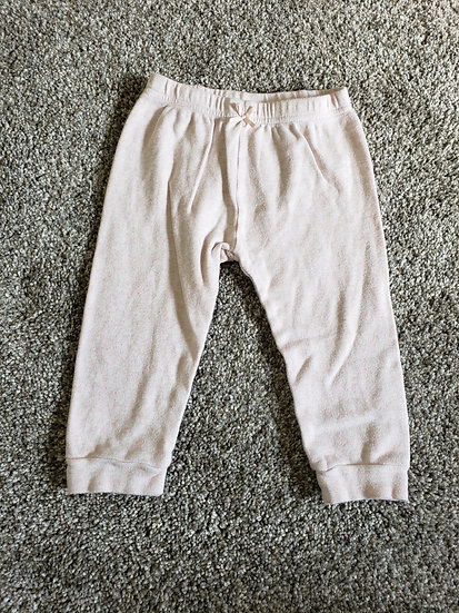 9-12 month Light Pink Pants