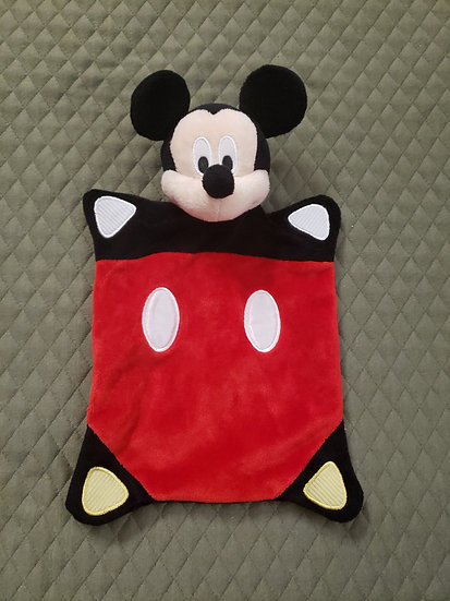 Mickey Mouse Lovey
