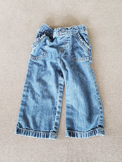 18 month Faded Glory Jeans