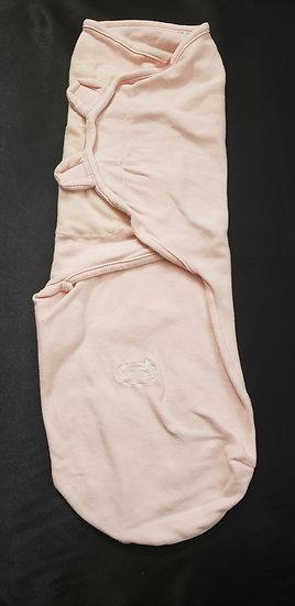 Large Light Pink Swaddler