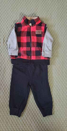 9 month 3 Piece Outfit