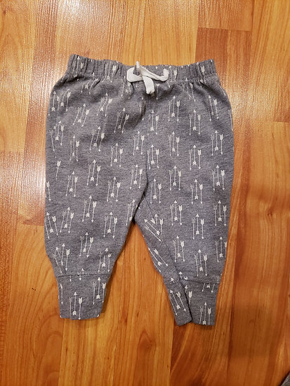 3-6 month Circo Gray Arrow Print Pants