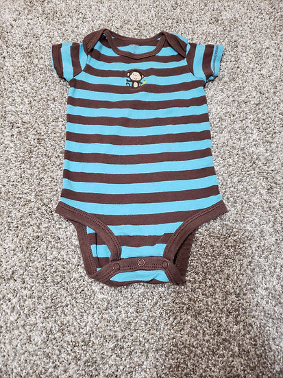 9 month Carter's Monkey Onesie