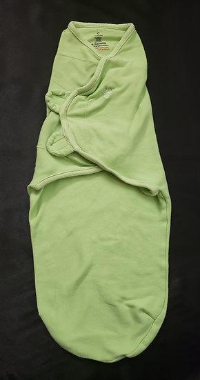 Large Green Swaddler