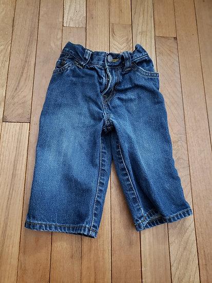 6-9 month Dark Jeans