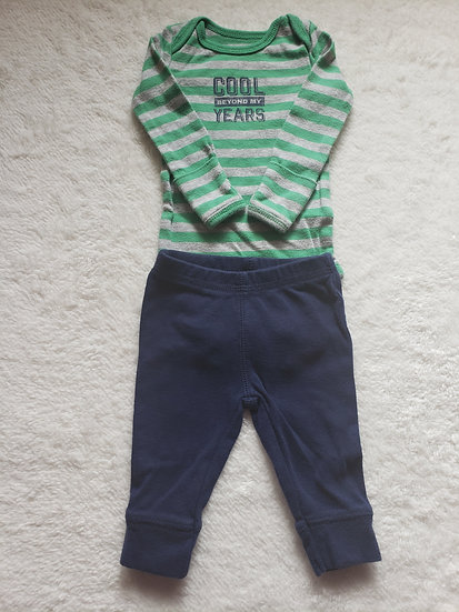 NB Carters Green Outfit