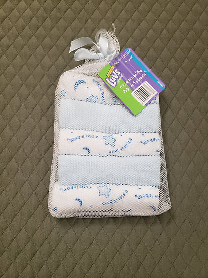 5 Pack of Wash Cloths