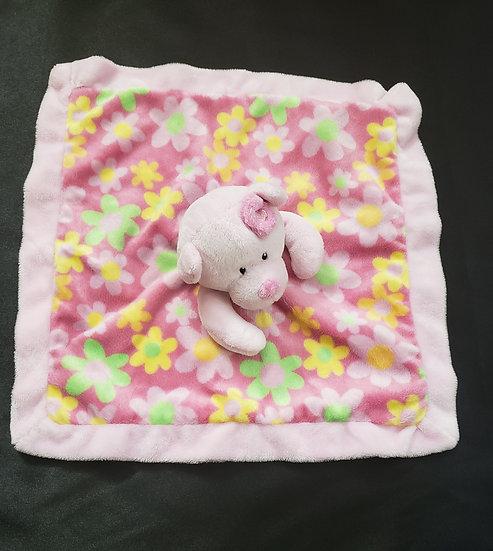 Pink Bear lovey