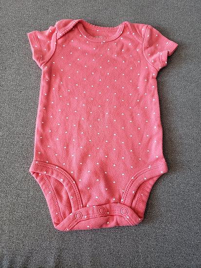 3 month Carter's Pink Onesie