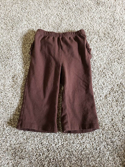 9 month Jumping Beans Brown pants