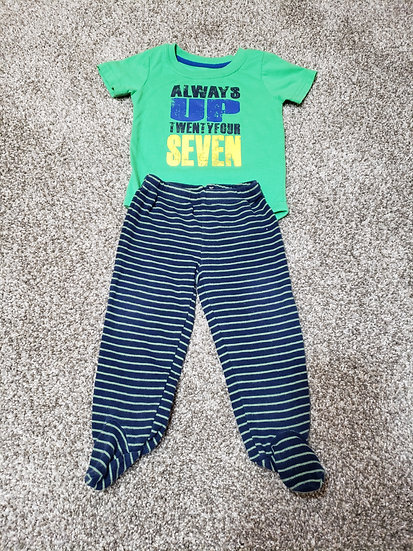 9 month Always Up Outfit