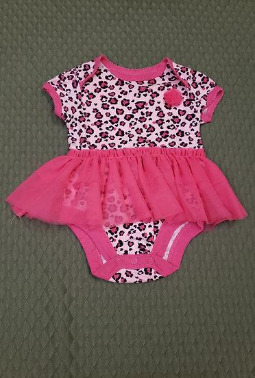 """0-3 month """"Garanimals"""" Pink Dress"""
