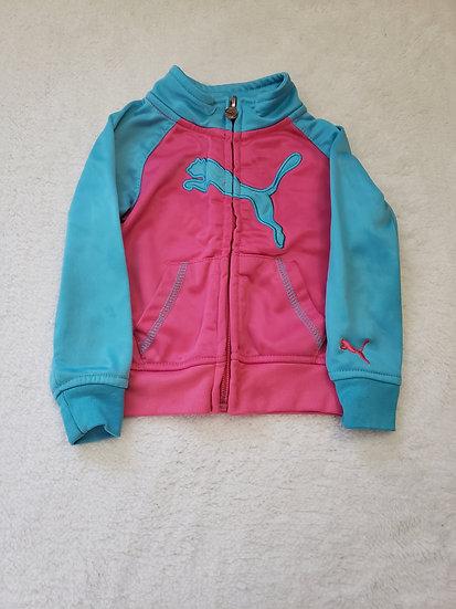 12 month Puma Jacket