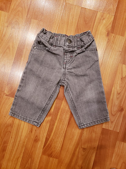 3-6 month Dickies Gray Jeans