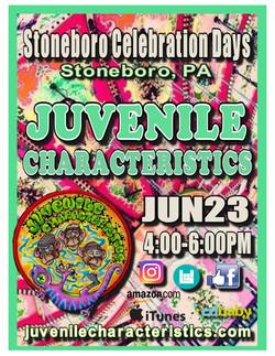 6-23-18 Stoneboro Days