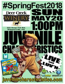 5-20-18 Deer Creek Winery