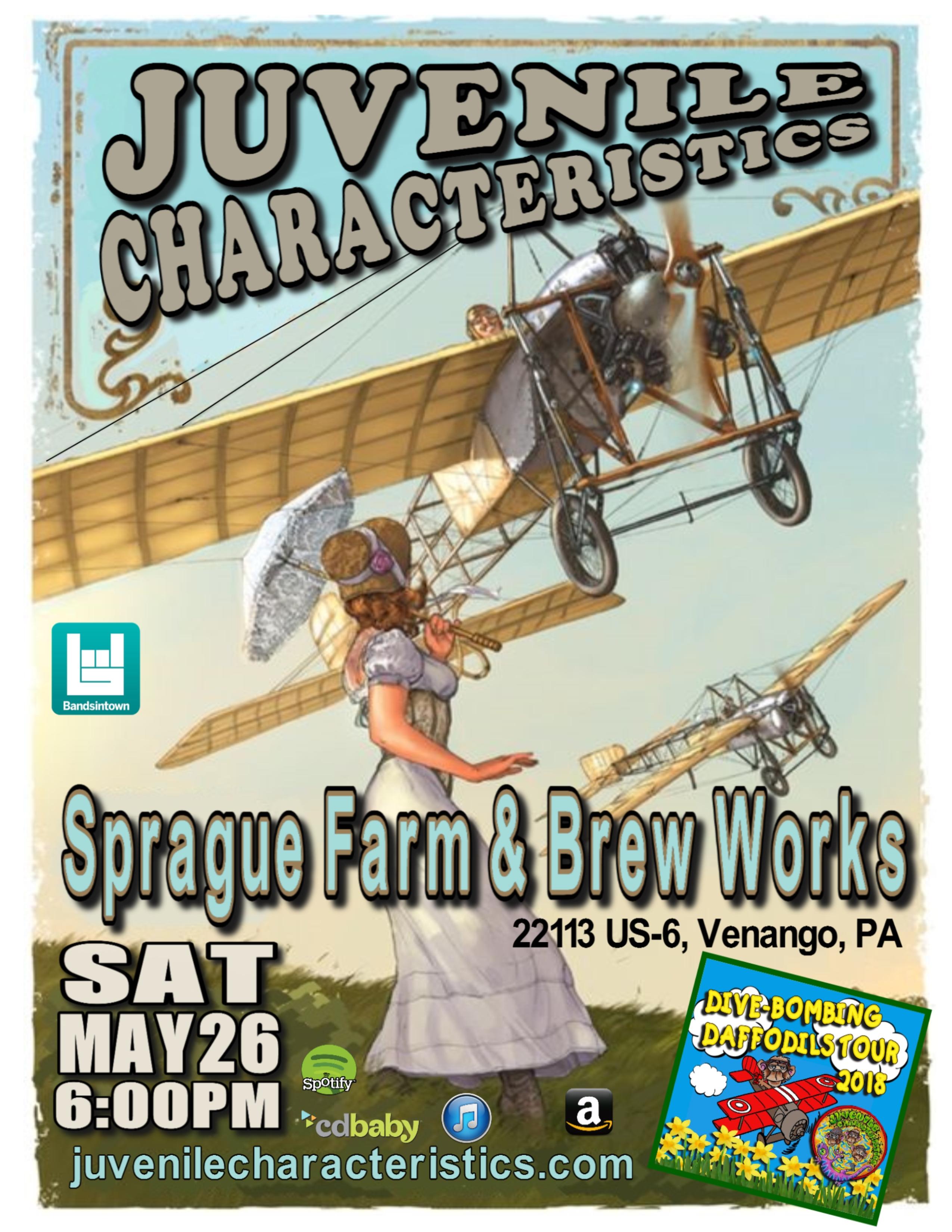 5-26-18 Sprague Farm