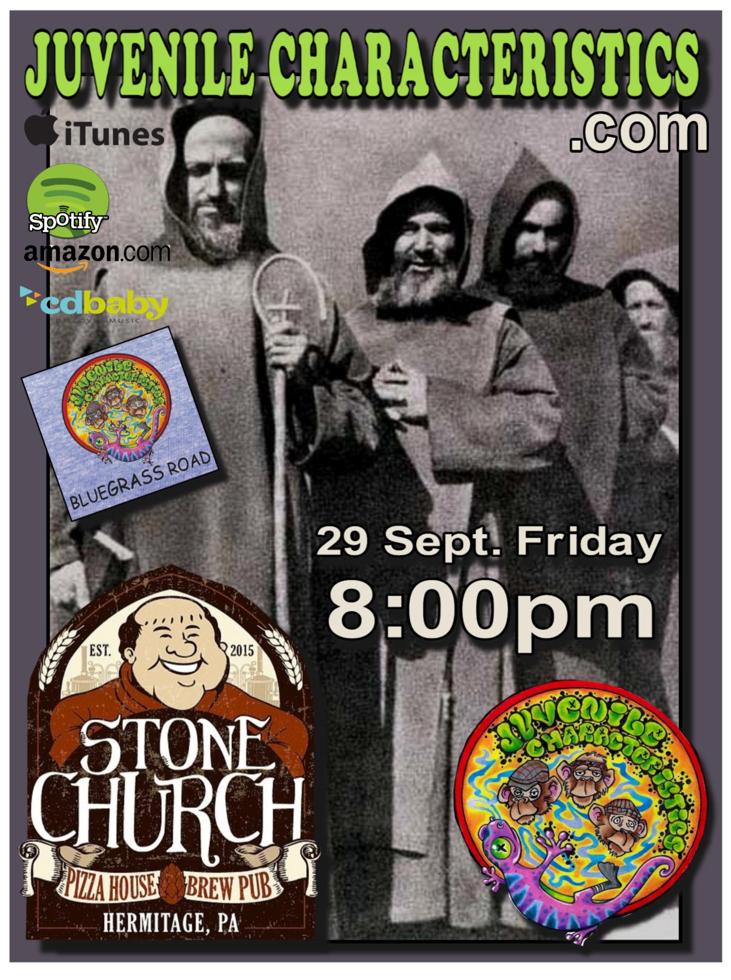 Stone Church 9/29/17