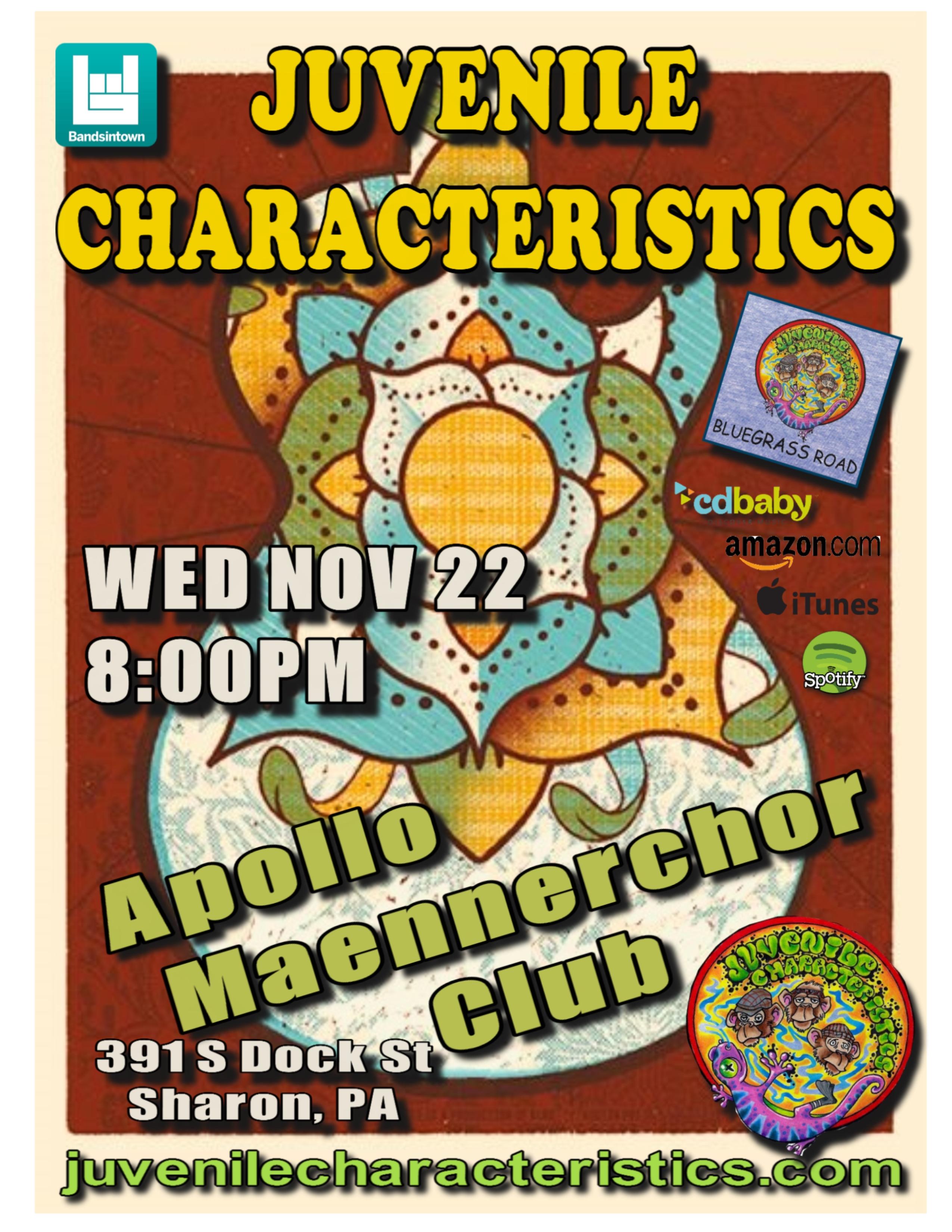 Maennerchor Club 11/22/17