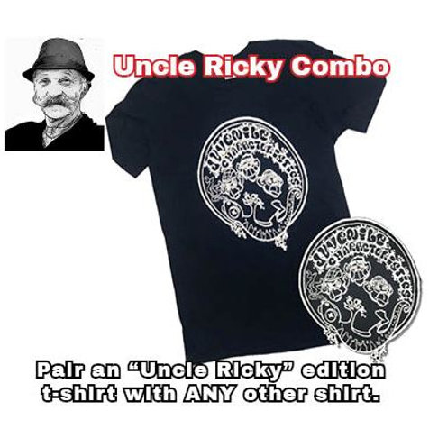 Uncle Ricky Combo