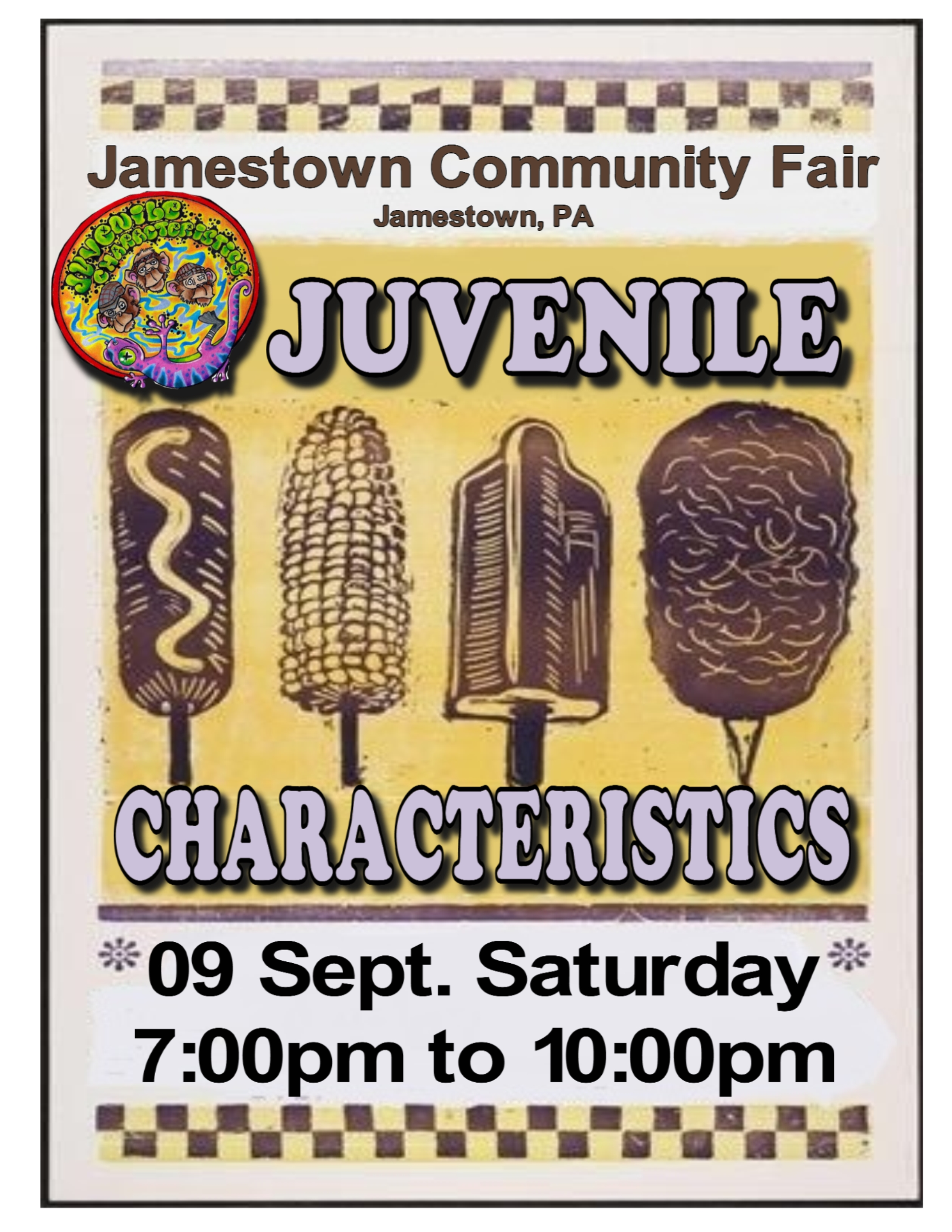 Jamestown Fair 9-9-17