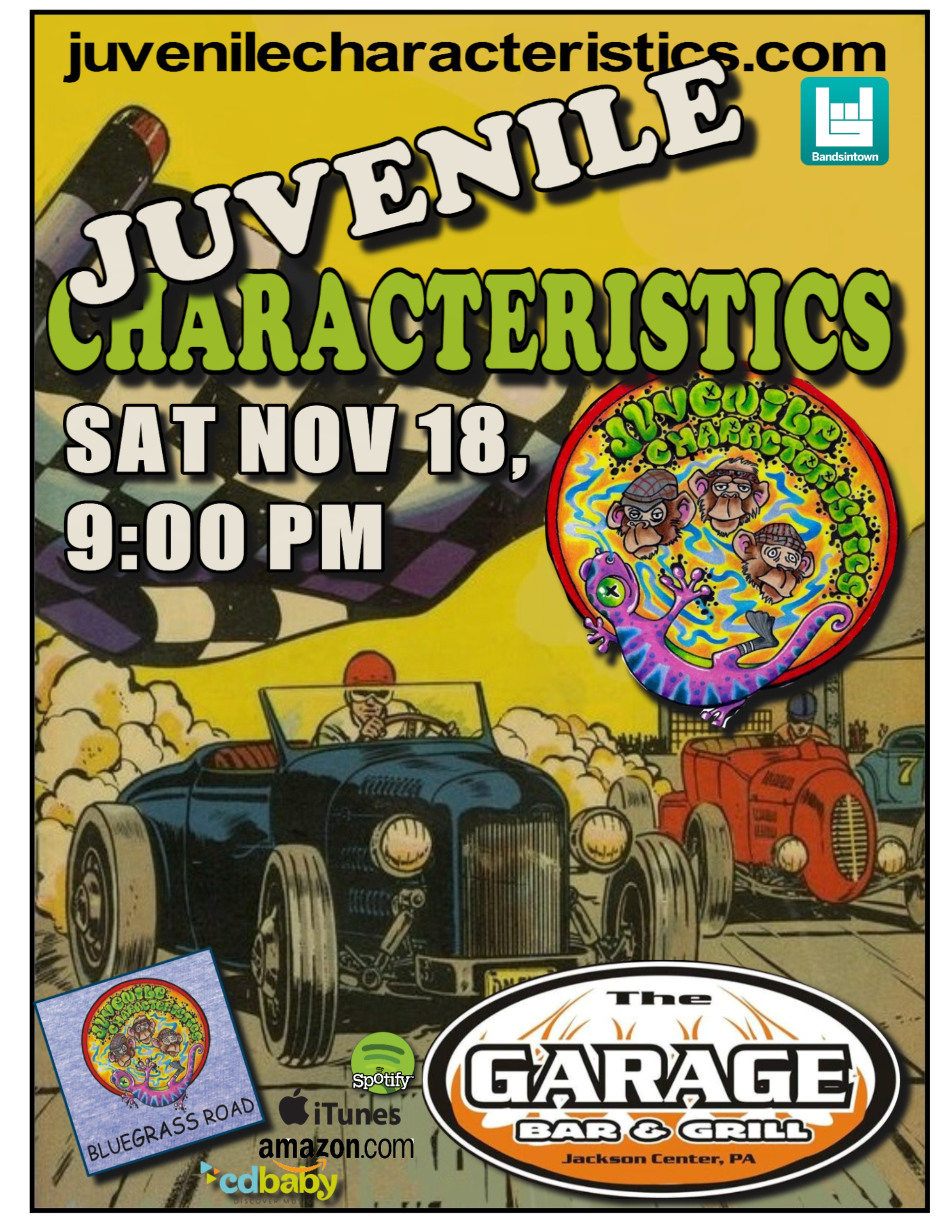The Garage 11-18-17