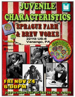 Sprague Farm 11/24/17