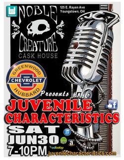 6-30-18 Noble Creature