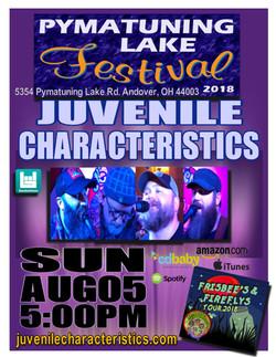 8-5-18 Pymatuning Lake Fest