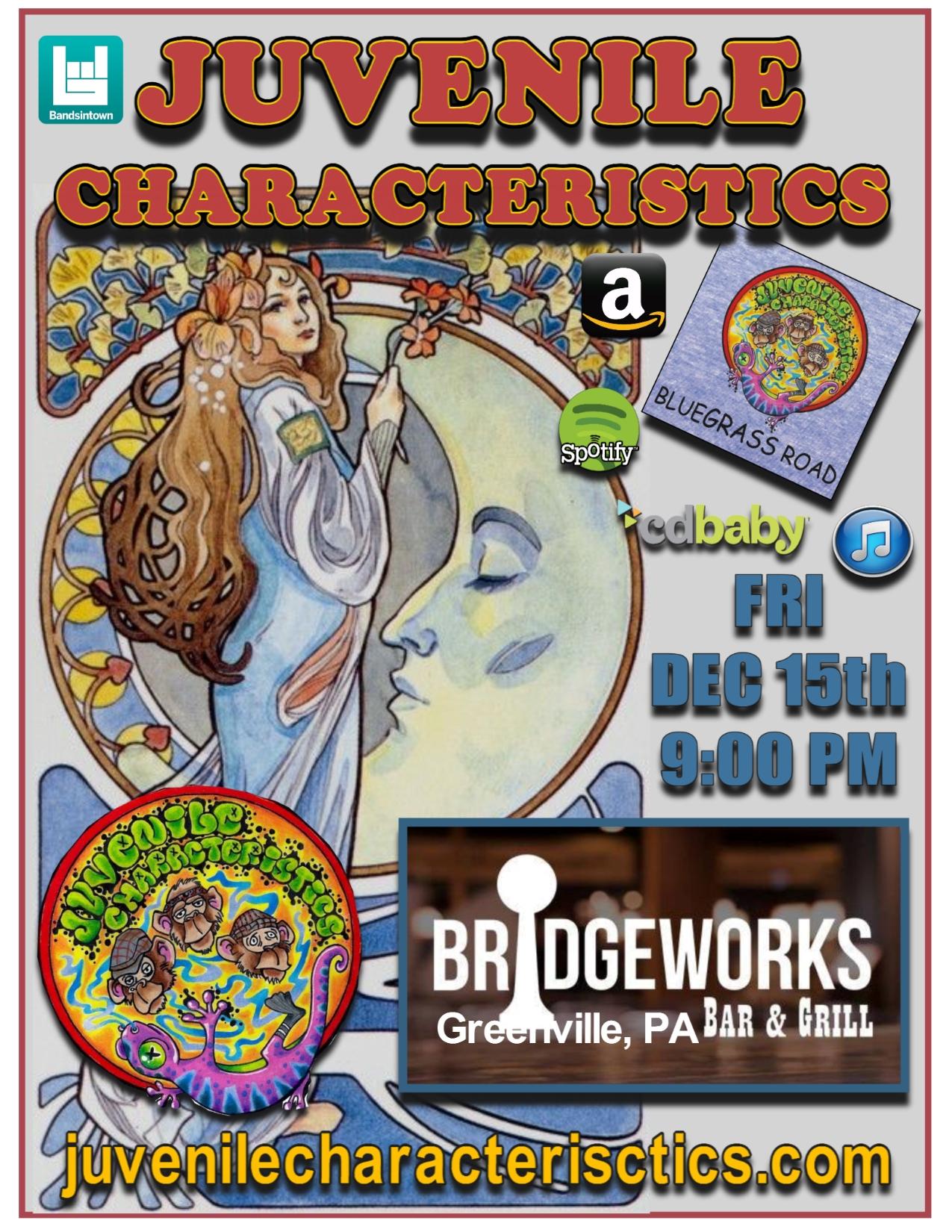 Bridgeworks 12/15/17