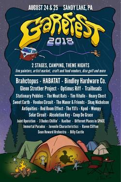 8-25-18 Garefest