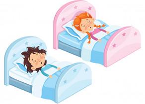Quand il/elle fait encore pipi au lit…