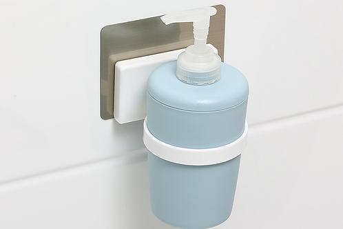 דיספנסר לסבון נוזלי לאמבטיה /מטבח ללא קידוח