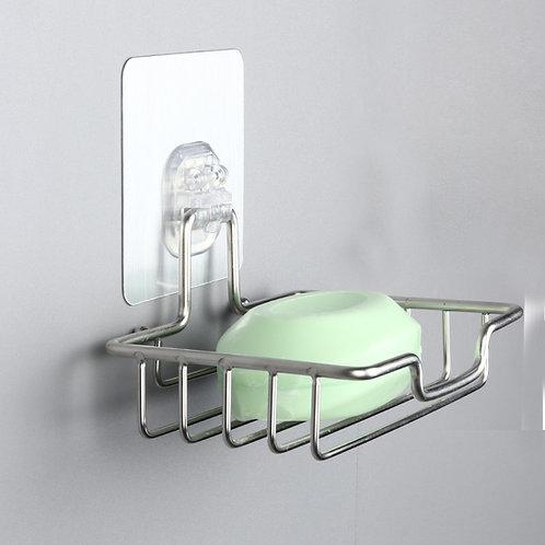 """מתקן לסקוט""""ש /סבון ללא קידוח"""
