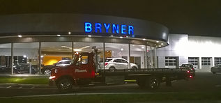 Bryner Chevrolet towing