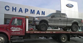 chapman towing
