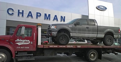 chapman ford towing