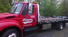 towing service montgomery county pa
