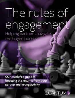 Channel Partner Marketing: The rules of engagement
