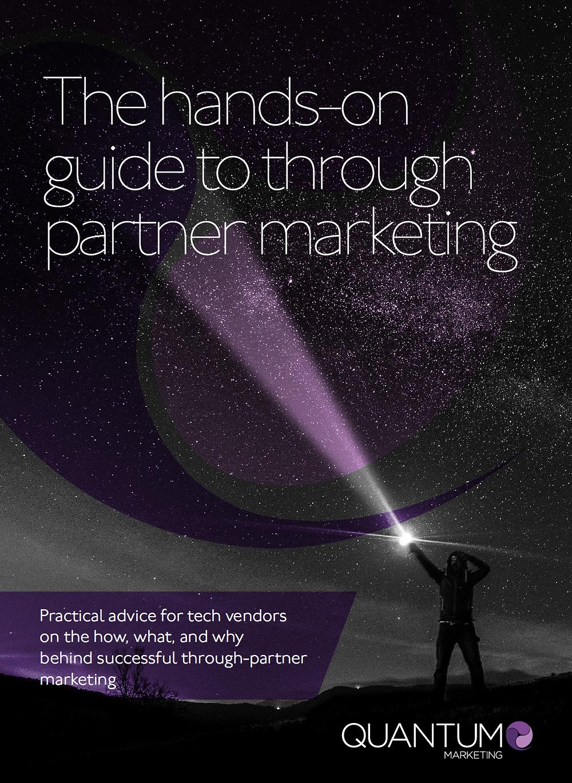 Through Partner Marketing: A Harsh Reality