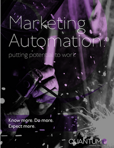 Marketing Automation: putting potential to work