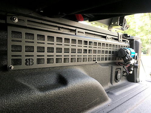 Universal MOLLE Panel - Driver or Passenger Side Rail Mount Only