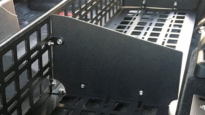Under Seat Storage Bin - Extra Divider