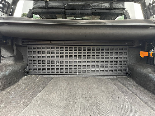 Full Cab Side Modular MOLLE Panels - ALL NEW!